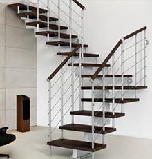 spindeltreppen au entreppen mittelholmtreppen wangentreppen bodentreppen. Black Bedroom Furniture Sets. Home Design Ideas