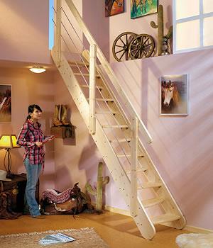 holztreppe raumspartreppe bern preise und informationen gs treppen gmbh co kg. Black Bedroom Furniture Sets. Home Design Ideas